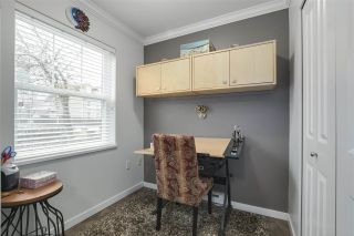 """Photo 3: 35 11067 BARNSTON VIEW Road in Pitt Meadows: South Meadows Townhouse for sale in """"COHO"""" : MLS®# R2344375"""