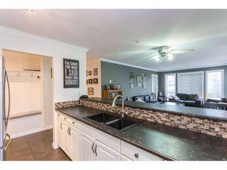 Photo 4: 307 2585 WARE Street in Abbotsford: Central Abbotsford Condo for sale : MLS®# R2414865