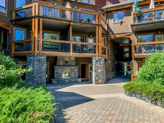 Photo 36: 103 600 Spring Creek Drive: Canmore Apartment for sale : MLS®# A1148085