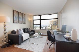 "Photo 2: 2101 5380 OBEN Street in Vancouver: Collingwood VE Condo for sale in ""URBA"" (Vancouver East)  : MLS®# R2539521"