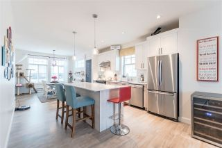 """Photo 8: 16 1708 KING GEORGE Boulevard in Surrey: King George Corridor Townhouse for sale in """"George"""" (South Surrey White Rock)  : MLS®# R2229813"""