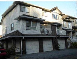 """Photo 2: 58 2450 LOBB AV in Port Coquiltam: Mary Hill Townhouse for sale in """"SOUTHSIDE"""" (Port Coquitlam)  : MLS®# V540701"""