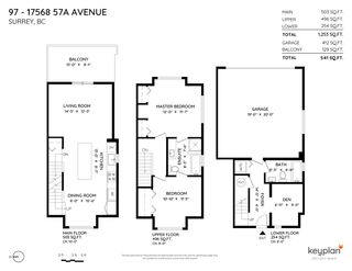 """Photo 32: 97 17568 57A Avenue in Surrey: Cloverdale BC Townhouse for sale in """"HAWTHORNE"""" (Cloverdale)  : MLS®# R2554938"""