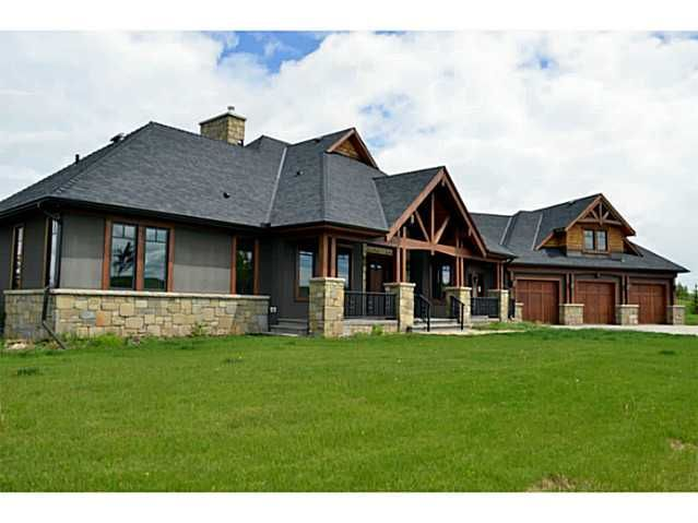 Main Photo: 30200 TWP RD 250 in CALGARY: Rural Rocky View MD Residential Detached Single Family for sale : MLS®# C3625221