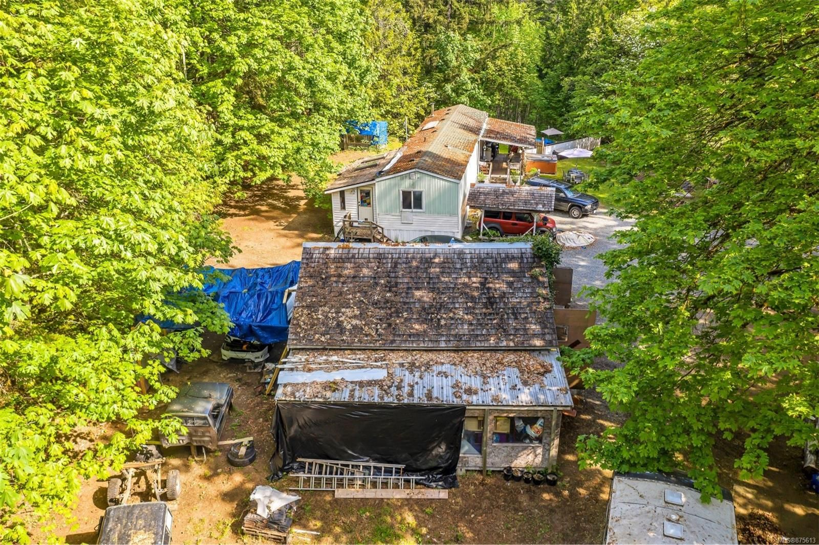 Main Photo: 4560 Cowichan Lake Rd in Duncan: Du West Duncan House for sale : MLS®# 875613