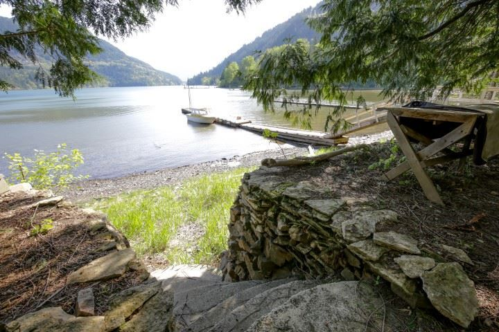 Main Photo: LOT 7 HARRISON River: House for sale in Harrison Hot Springs: MLS®# R2562627