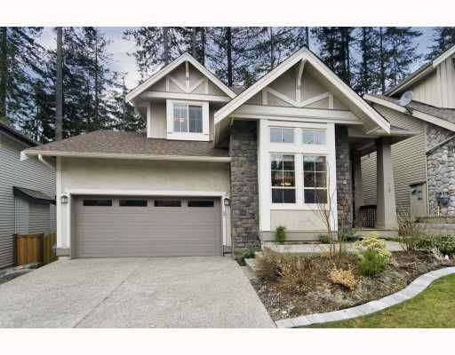 "Main Photo: 79 HOLLY Drive in Port_Moody: Heritage Woods PM House for sale in ""CREEKSIDE"" (Port Moody)  : MLS®# V696318"