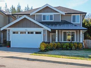 Photo 1: 754 Egret Close in VICTORIA: La Florence Lake House for sale (Langford)  : MLS®# 781736