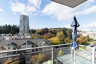 "Photo 18: 906 271 FRANCIS Way in New Westminster: Fraserview NW Condo for sale in ""Parkside Tower"" : MLS®# R2519011"