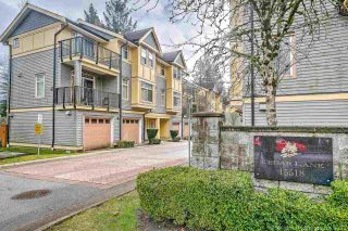 "Photo 1: 19 15518 103A Avenue in Surrey: Guildford Townhouse for sale in ""Cedar Lane"" (North Surrey)  : MLS®# R2549208"