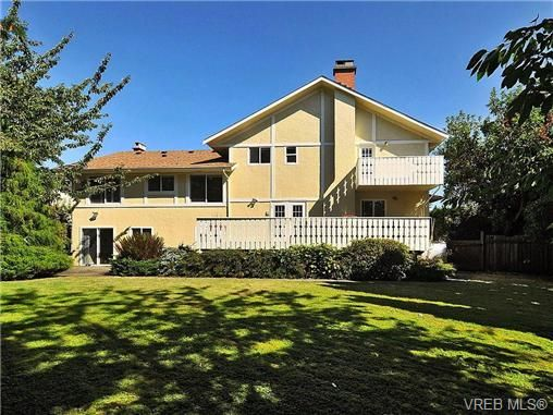 Main Photo: 4051 Ebony Pl in VICTORIA: SE Arbutus House for sale (Saanich East)  : MLS®# 649424
