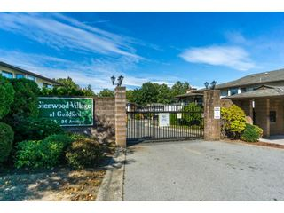 """Photo 1: 102 15153 98 Avenue in Surrey: Guildford Townhouse for sale in """"GLENWOOD VILLAGE"""" (North Surrey)  : MLS®# R2302083"""