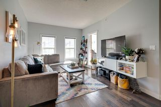 Main Photo: 3303 5605 Henwood Street SW in Calgary: Garrison Green Apartment for sale : MLS®# A1111811