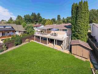 """Photo 38: 3747 SANDY HILL Crescent in Abbotsford: Abbotsford East House for sale in """"Sandy Hill"""" : MLS®# R2601199"""