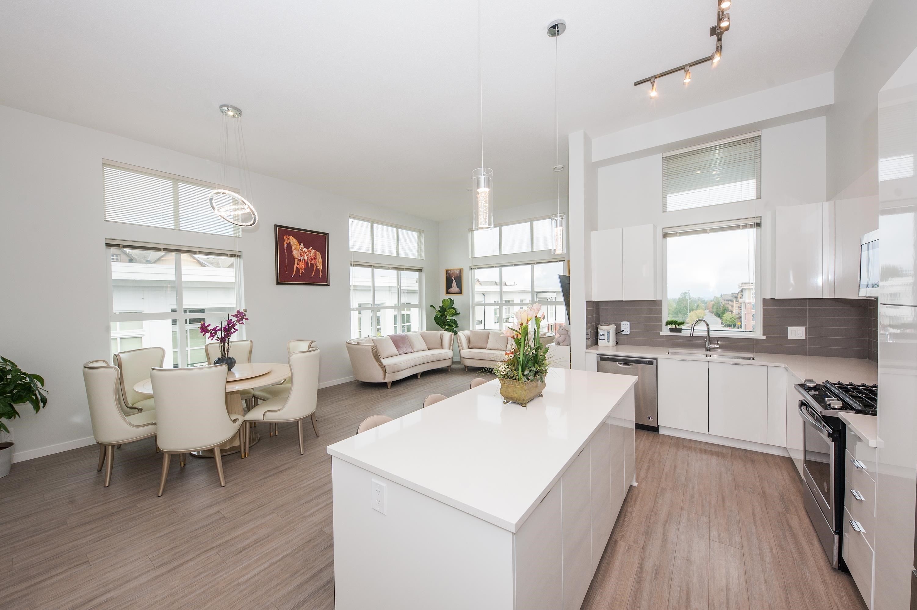 """Main Photo: D419 8150 207 Street in Langley: Willoughby Heights Condo for sale in """"Union Park"""" : MLS®# R2623488"""