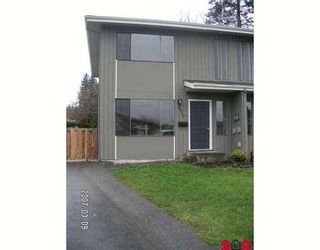 "Photo 1: 4817 207A Street in Langley: Langley City 1/2 Duplex for sale in ""Sendall Gardens"" : MLS®# F2705081"