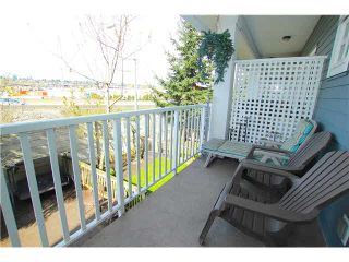 "Photo 7: 63 935 EWEN Avenue in New Westminster: Queensborough Townhouse for sale in ""COOPERS LANDING"" : MLS®# V1114089"