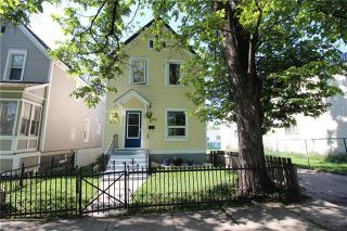 Photo 1: 398 St John's Avenue in Winnipeg: North End Residential for sale (4C)  : MLS®# 1921646