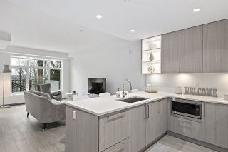 """Photo 2: 108 747 E 3RD Street in North Vancouver: Queensbury Townhouse for sale in """"Green on Queensbury"""" : MLS®# R2552065"""