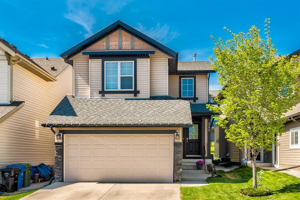 Main Photo: 240 PANORA Close NW in Calgary: Panorama Hills Detached for sale : MLS®# A1114711
