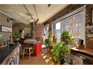 """Photo 4: 404 27 ALEXANDER Street in Vancouver: Downtown VE Condo for sale in """"THE ALEXIS AND ALEXANDER"""" (Vancouver East)  : MLS®# V955790"""