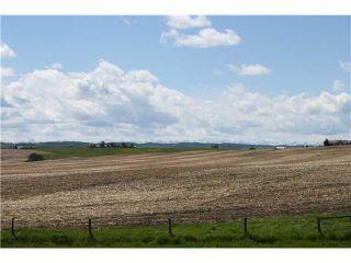 Photo 2: : Rural Foothills M.D. Land for sale : MLS®# C3619693