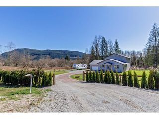 """Photo 2: 30886 DEWDNEY TRUNK Road in Mission: Stave Falls House for sale in """"Stave Falls"""" : MLS®# R2564270"""