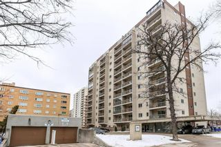 Photo 1: 1207 246 Roslyn Road in Winnipeg: Crescentwood Condominium for sale (1B)  : MLS®# 202016313