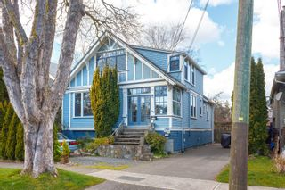 Photo 1: 1744 Lee Ave in : Vi Jubilee Full Duplex for sale (Victoria)  : MLS®# 869978