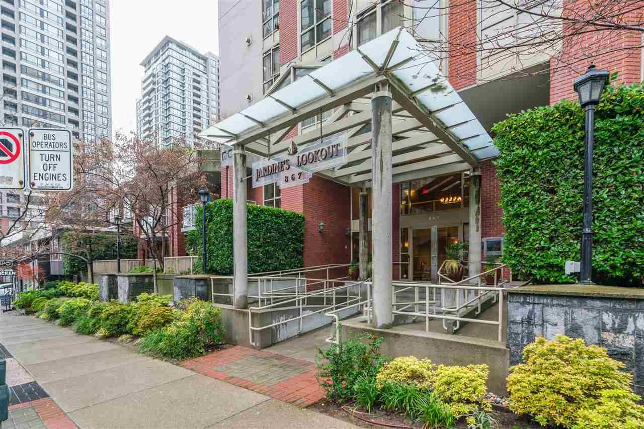 """Photo 28: Photos: 2101 867 HAMILTON Street in Vancouver: Downtown VW Condo for sale in """"Jardine's Lookout"""" (Vancouver West)  : MLS®# R2569511"""