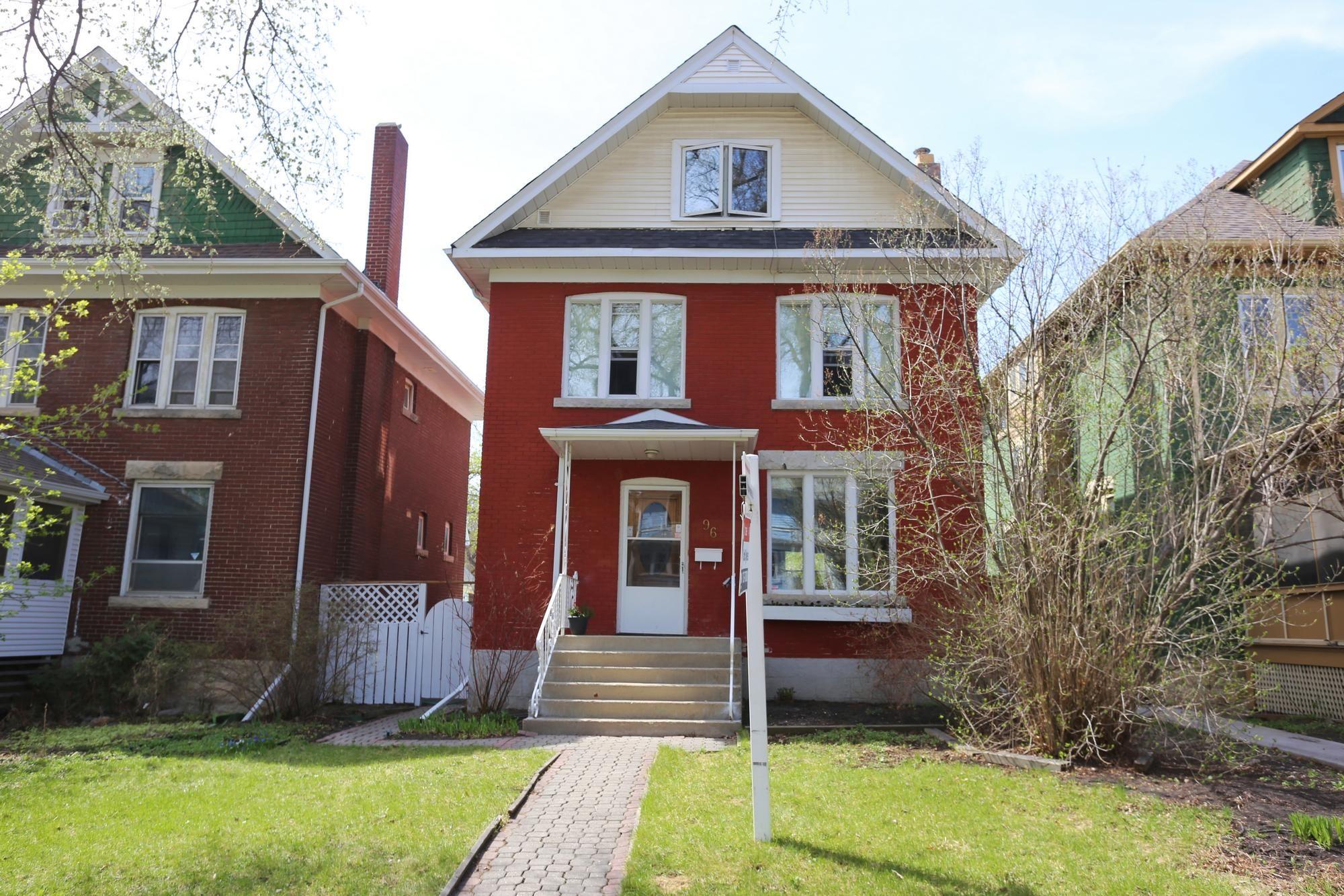 Photo 37: Photos: 96 Home Street in Winnipeg: Wolseley Single Family Detached for sale (5B)  : MLS®# 1810985