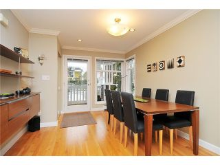 """Photo 4: 1865 E 7TH Avenue in Vancouver: Grandview VE 1/2 Duplex for sale in """"""""THE DRIVE"""""""" (Vancouver East)  : MLS®# V863836"""