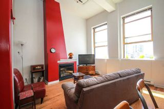 """Photo 6: 407 549 COLUMBIA Street in New Westminster: Downtown NW Condo for sale in """"C2C LOFTS & FLATS  http://c2clofts.ca/"""" : MLS®# R2094393"""