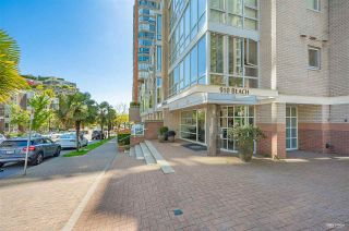"""Photo 20: 202 910 BEACH Avenue in Vancouver: Yaletown Condo for sale in """"Meridian"""" (Vancouver West)  : MLS®# R2581260"""