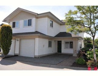 "Photo 1: 207 16233 82ND Avenue in Surrey: Fleetwood Tynehead Townhouse for sale in ""Orchards"" : MLS®# F2918236"
