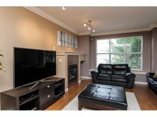 """Photo 4: 52 20460 66TH Avenue in Langley: Willoughby Heights Townhouse for sale in """"WILLOWS EDGE"""" : MLS®# F1418966"""