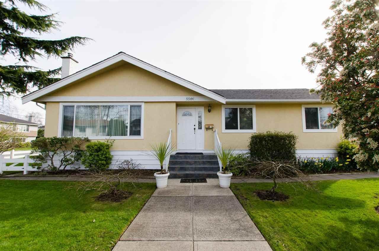 Main Photo: 5546 45 Avenue in Delta: Delta Manor House for sale (Ladner)  : MLS®# R2046612