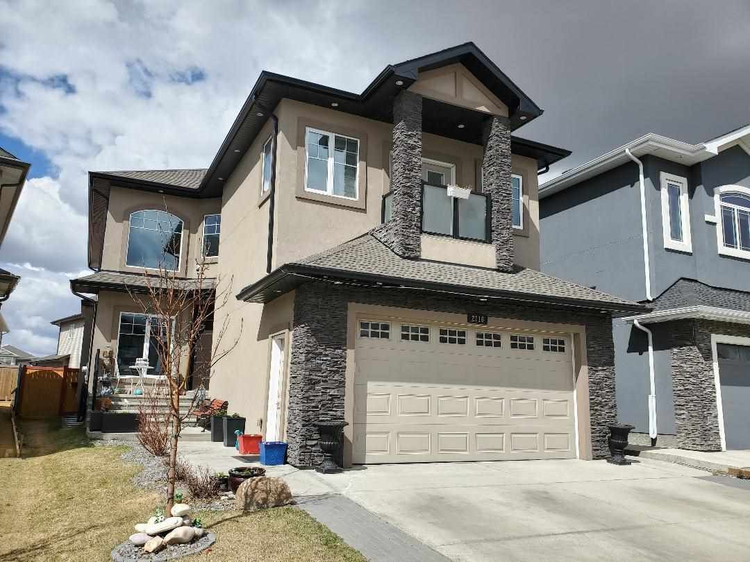 Main Photo: 2116 22 Street in Edmonton: Zone 30 House for sale : MLS®# E4247388