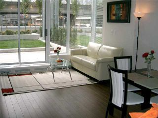 """Photo 1: 207 689 ABBOTT Street in Vancouver: Downtown VW Condo for sale in """"ESPANA"""" (Vancouver West)  : MLS®# V822206"""