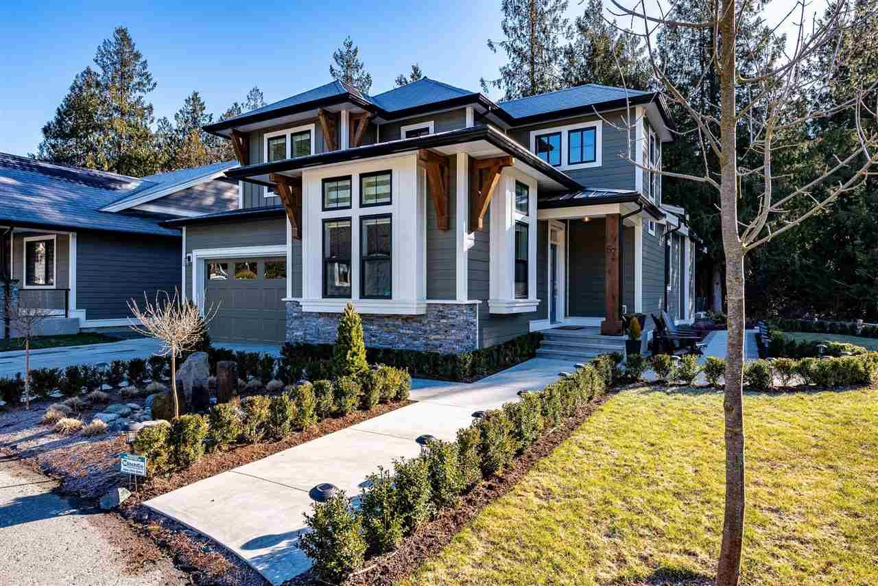 "Main Photo: 64 1885 COLUMBIA VALLEY Road in Cultus Lake: Lindell Beach House for sale in ""Aquadel Crossing"" : MLS®# R2452495"