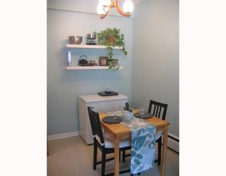 """Photo 4: 413 1655 NELSON Street in Vancouver: West End VW Condo for sale in """"HAMSTEAD MANOR"""" (Vancouver West)  : MLS®# V659833"""