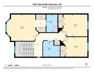Photo 21: 4810 104A Street in Edmonton: Zone 15 Townhouse for sale : MLS®# E4261131