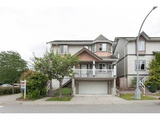 """Photo 1: 6609 205 Street in Langley: Willoughby Heights House for sale in """"Willow Ridge"""" : MLS®# R2079702"""