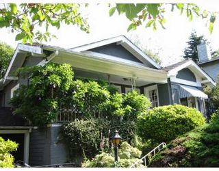 Photo 1: 5038 ARBUTUS Street in Vancouver: Quilchena House for sale (Vancouver West)  : MLS®# V779322