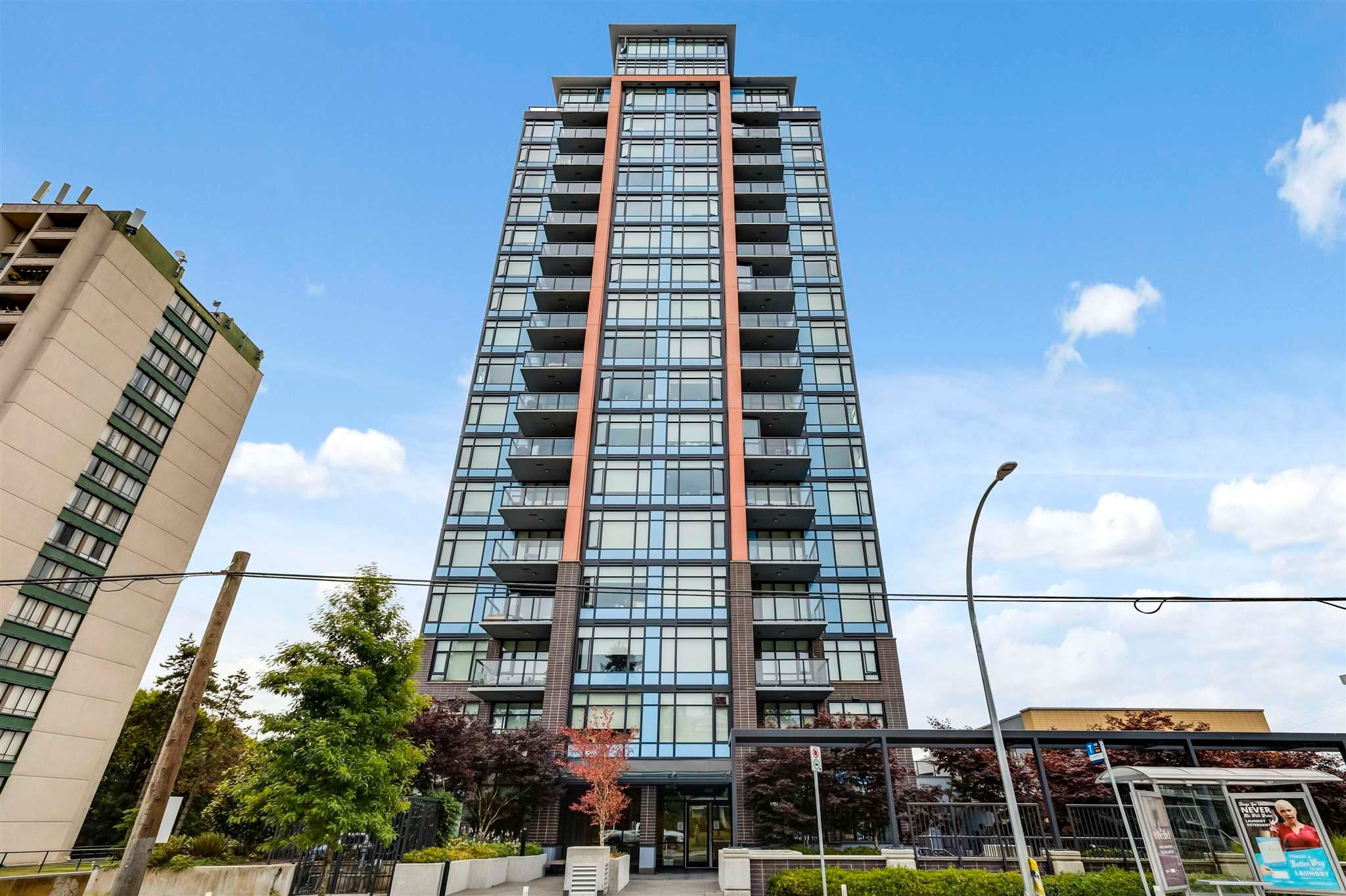 """Main Photo: 1606 188 AGNES Street in New Westminster: Downtown NW Condo for sale in """"Elliot"""" : MLS®# R2601413"""