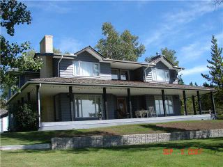 Photo 4: 25 MIN NW OF COCHRANE in COCHRANE: Rural Rocky View MD Residential Detached Single Family for sale : MLS®# C3474326