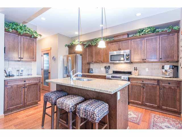 """Photo 4: Photos: 75 24185 106B Avenue in Maple Ridge: Albion Townhouse for sale in """"TRAILS EDGE"""" : MLS®# V1121758"""
