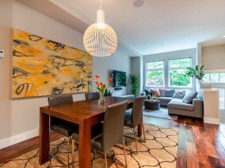 """Photo 7: 507 E 7TH Avenue in Vancouver: Mount Pleasant VE Townhouse for sale in """"Vantage"""" (Vancouver East)  : MLS®# R2472829"""
