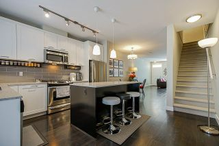 Photo 10: 8 3395 GALLOWAY Avenue in Coquitlam: Burke Mountain Townhouse for sale : MLS®# R2444614