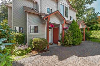 """Photo 1: 6 98 BEGIN Street in Coquitlam: Maillardville Townhouse for sale in """"Le Parc"""" : MLS®# R2390073"""